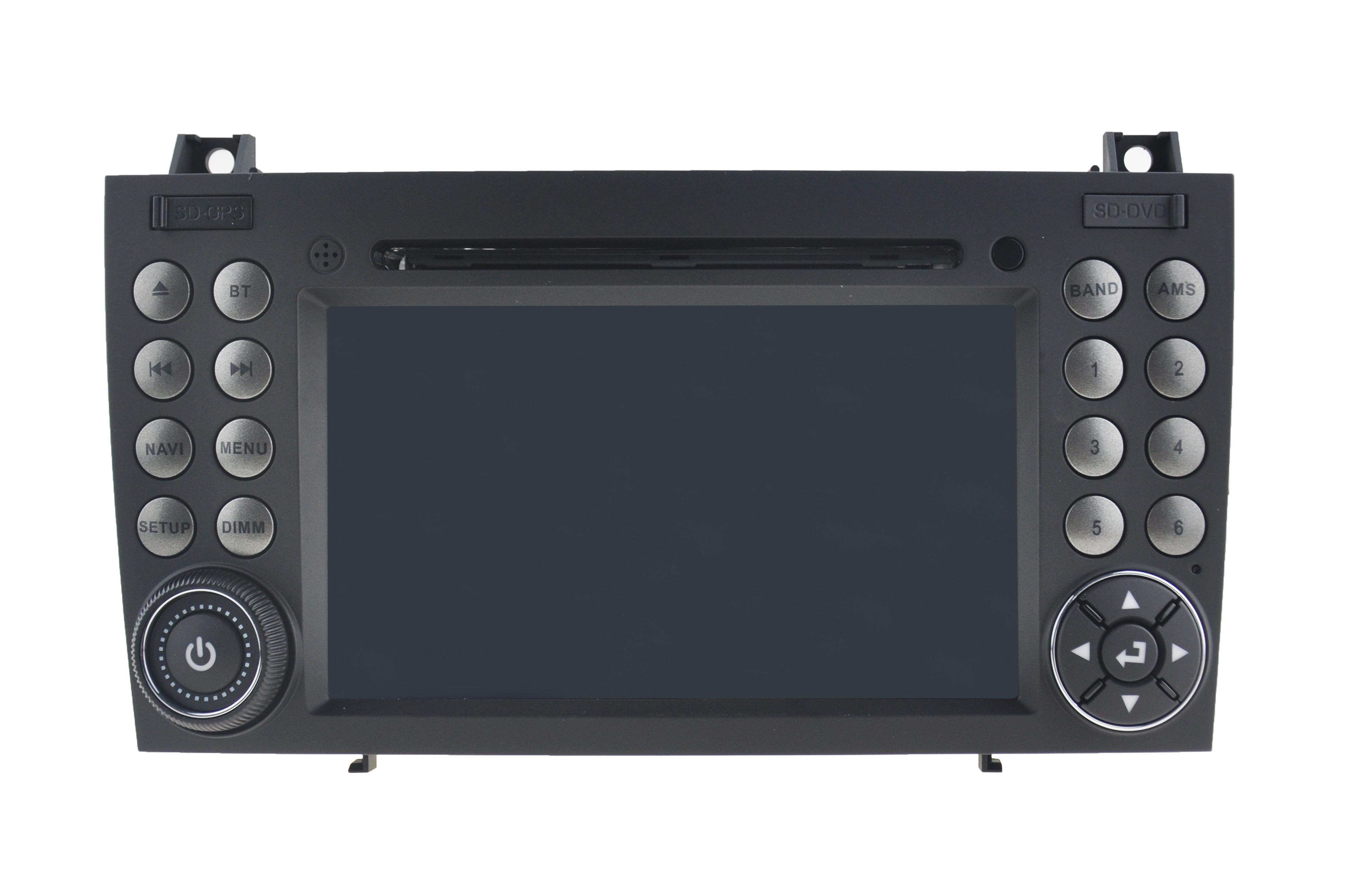 f r mercedes navi slk r171 gps radio navigationssystem. Black Bedroom Furniture Sets. Home Design Ideas